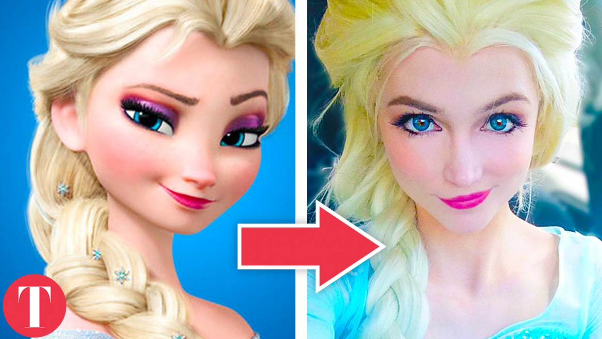 10 Amazing People Who Look Like Disney Princesses And ...