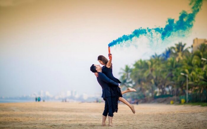 10 Beautiful Pre-Wedding Photoshoot Locations In Mumbai