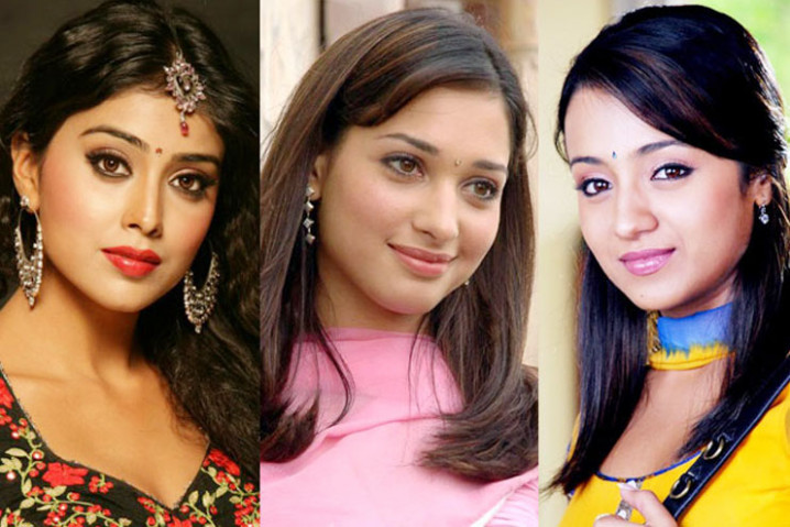 10 Beautiful Tollywood Actresses | Top South Actresses In ...