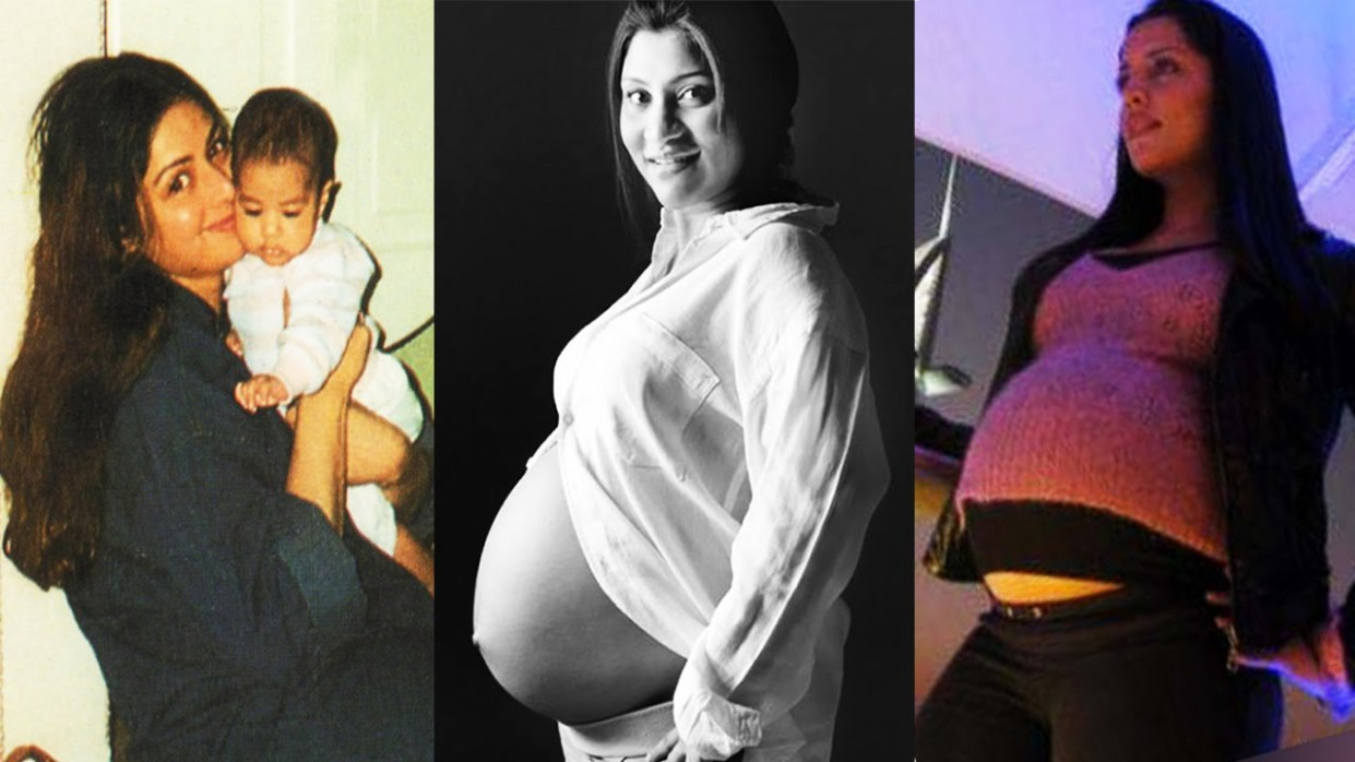 10 Bollywood Actresses Who Got Pregnant Before Marriage ...