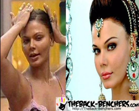 10 Bollywood Actresses Without Makeup- Real Face uncovered ...