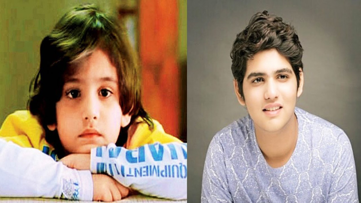 10 Bollywood Child Actors -Then & Now - YouTube