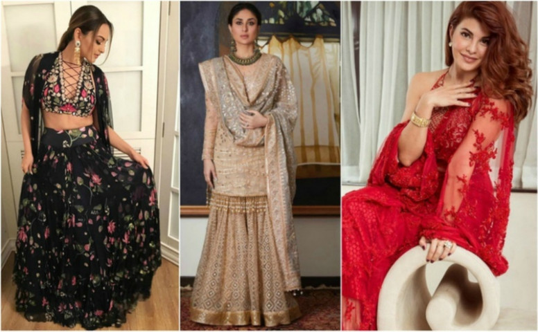 10 Bollywood Inspired 2018 Wedding Lehenga Designs To Wear ...