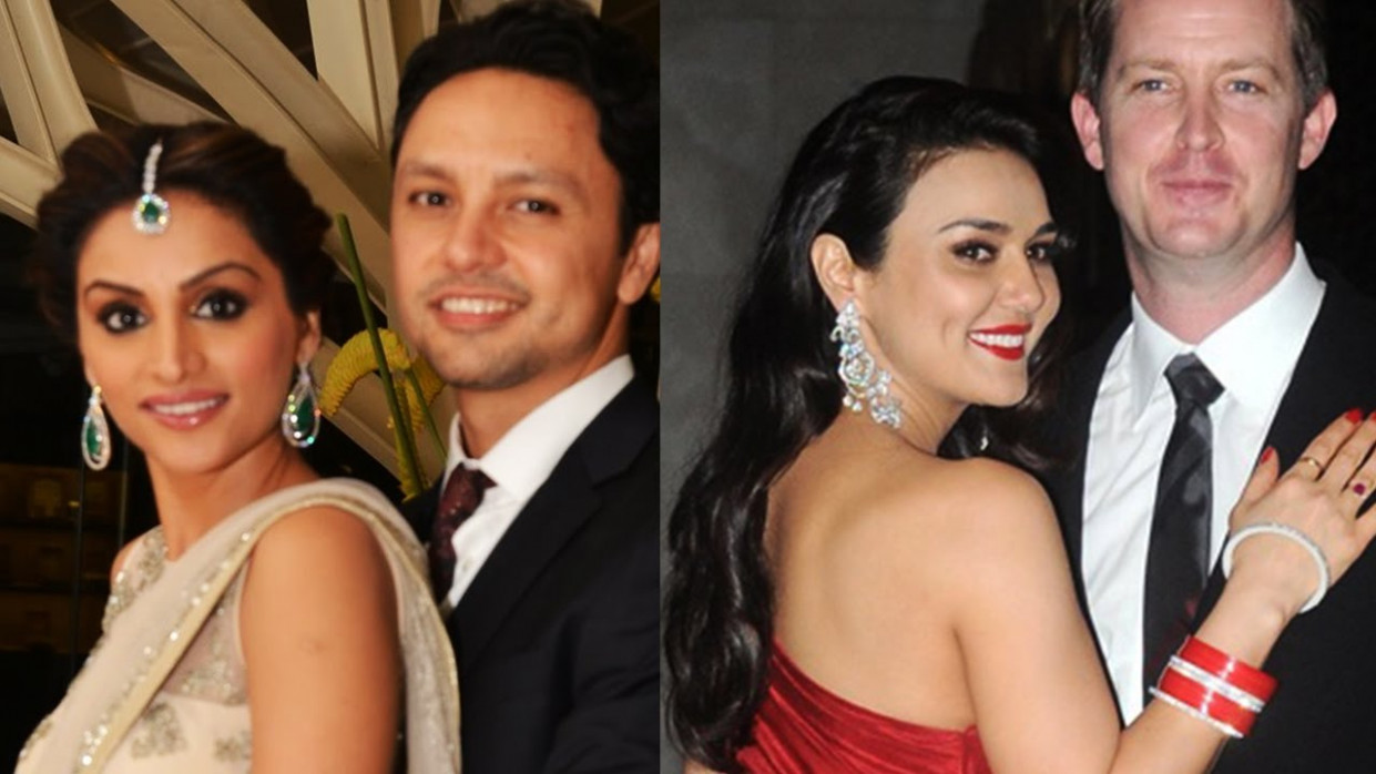 10 Bollywood Stars Who Married To Foreigners | You won't ...