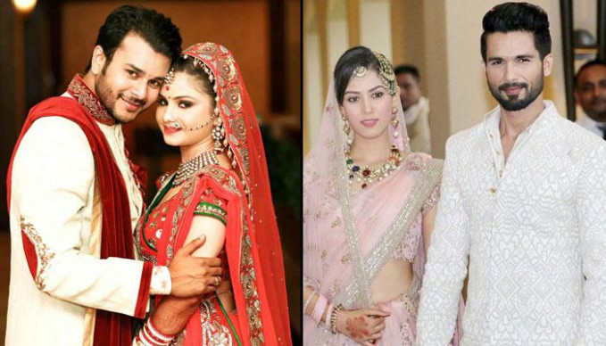 10 Famous Bollywood And Television Couples Who Had An ...