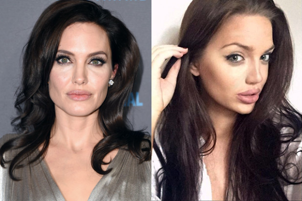 10 People Who Look So Much Like Celebrities, You'll Do A ...