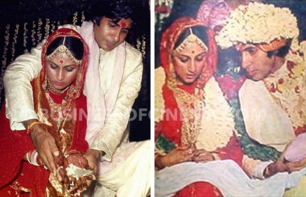 10 rare and unseen wedding pictures of bollywood actors ...