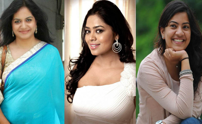 10 Tollywood Singers Competes With Actresses