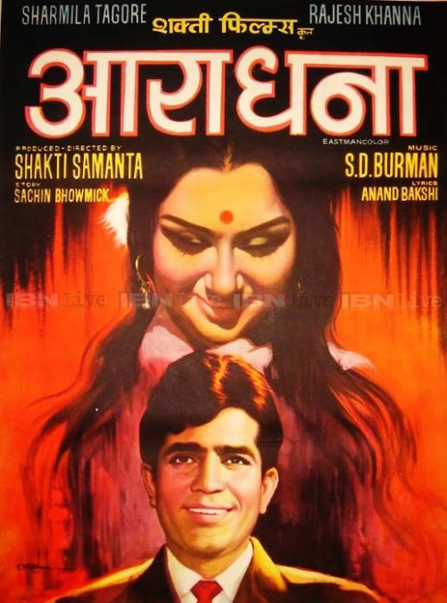 100 years of Indian cinema: Top 50 hand-painted Bollywood ...