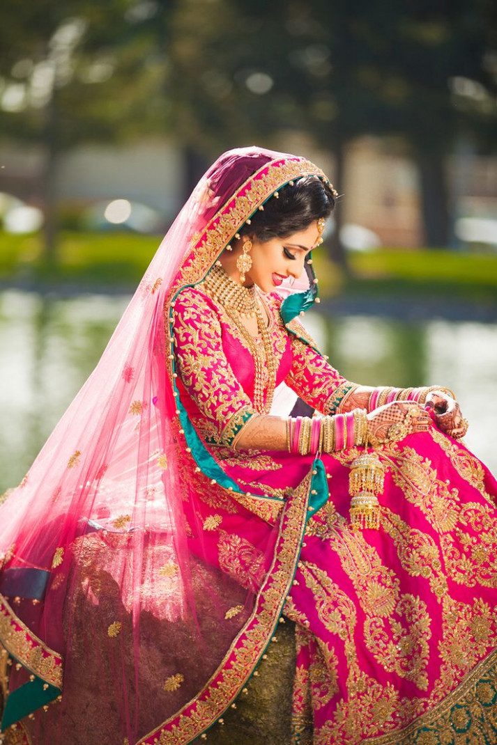1000+ ideas about Bridal Lehenga on Pinterest | Indian ...