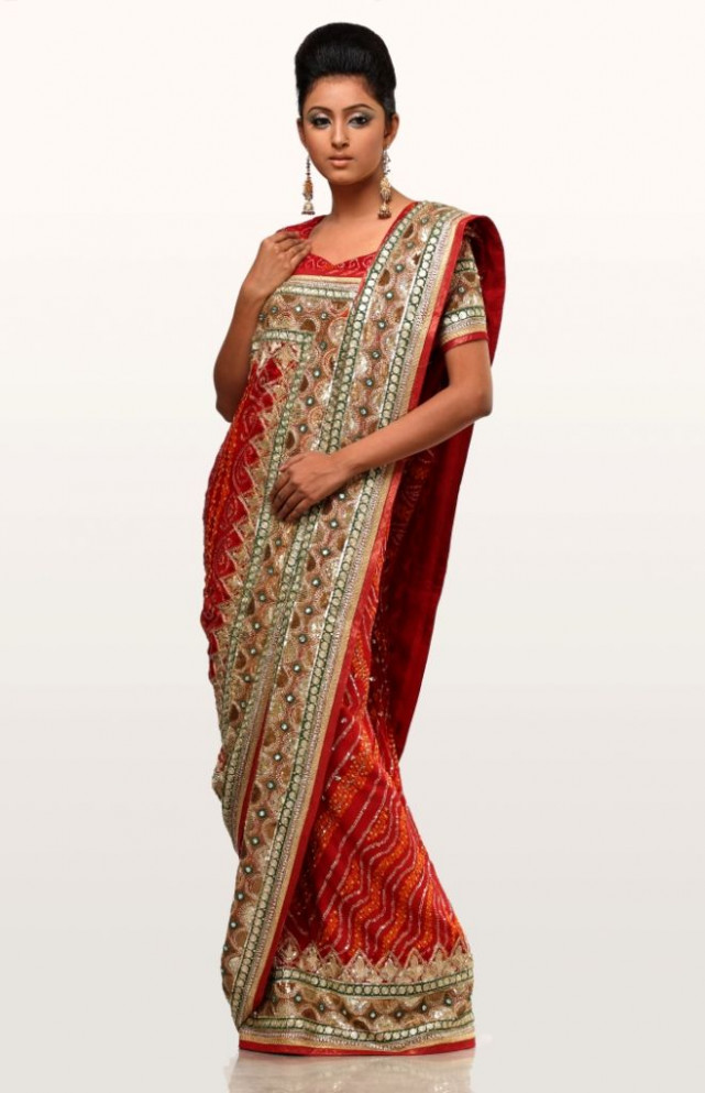 1000  ideas about Saree Draping Styles on Pinterest ...