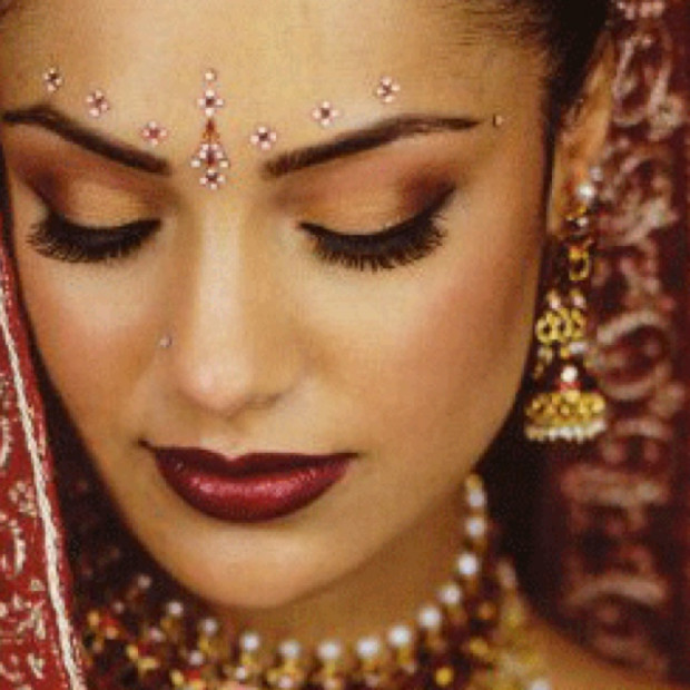 1000+ images about Weddng makeup on Pinterest | Indian ...