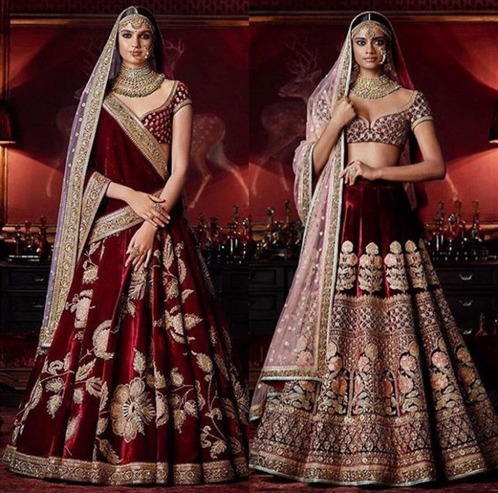 106 best Indian bridal fashion images on Pinterest ...