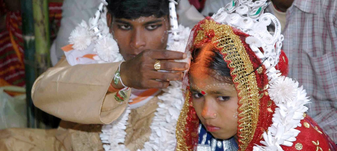 12 million Indian children under 10 are married, majority ...