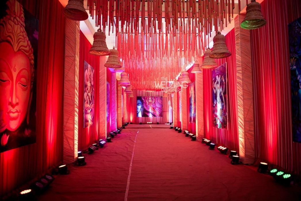 13 Beautiful Wedding Entrance Decor Ideas That You Need To ...