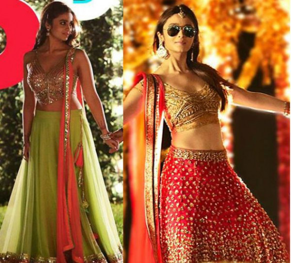 13 Lehengas From Bollywood Every Girl Wants In Her ...