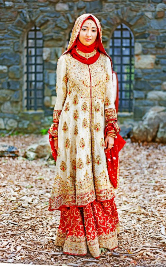 148 best Dulhan (Hijab) images on Pinterest | Hijab bride ...