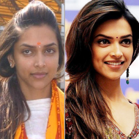15 Bollywood 'Beauties' Who Look Totally Different Without ...