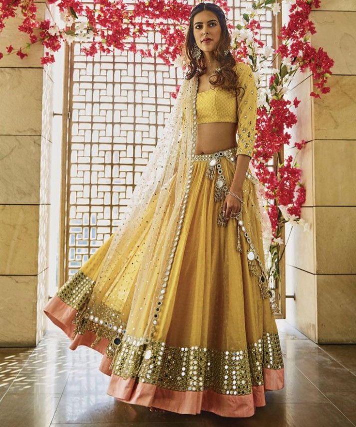17 Best ideas about Indian Lehenga on Pinterest | Indian ...