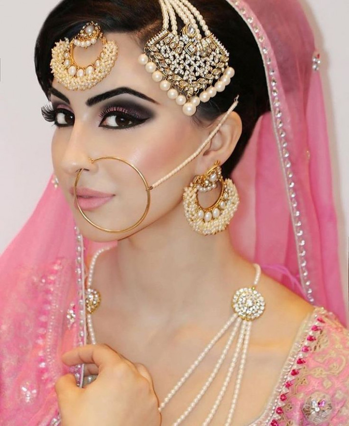 17 Best ideas about Pakistani Bridal Makeup on Pinterest ...