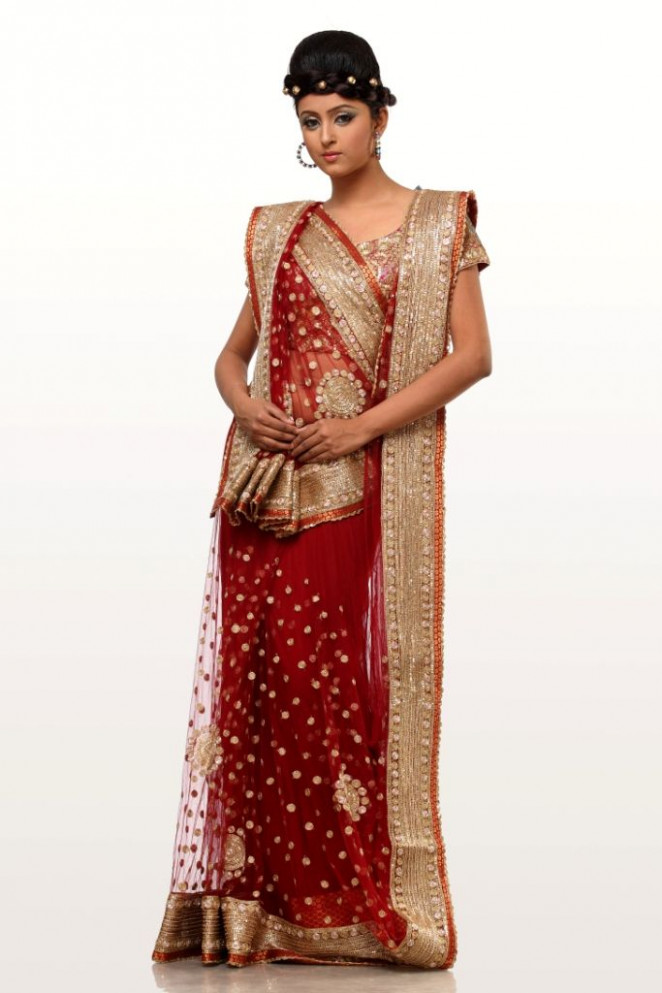 17 Best ideas about Saree Draping Styles on Pinterest ...