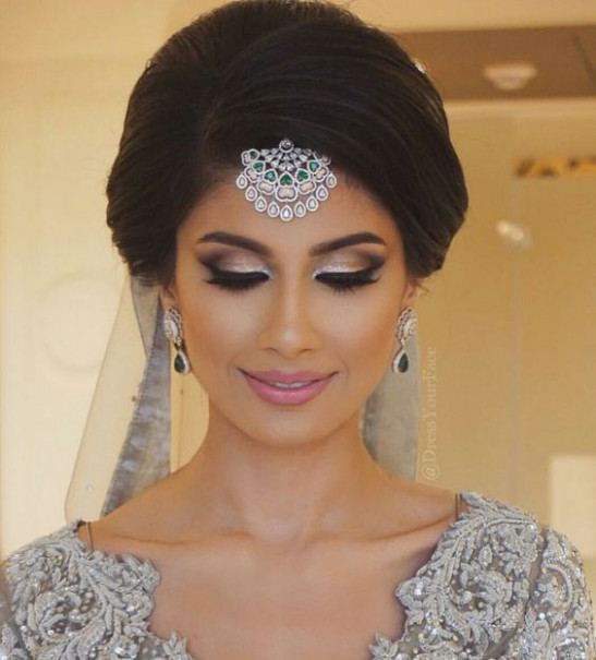 18 Most pinned Indian bridal hairstyles | Indian Makeup ...