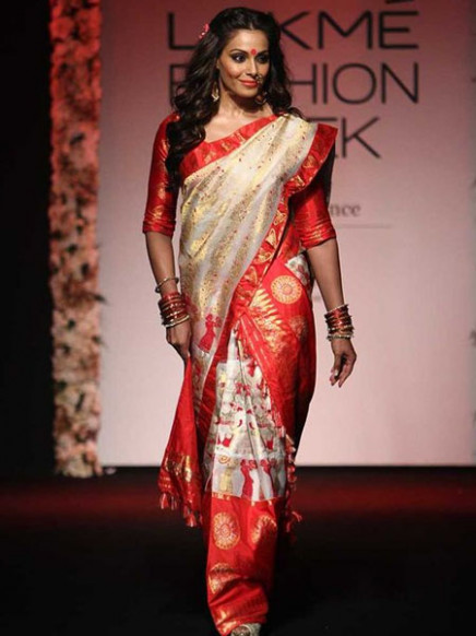 18 Traditional Saree Draping Styles From Different Parts ...