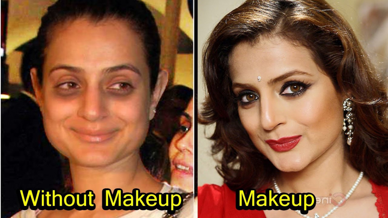 20 Bollywood Actress Who Look Unrecognizable Without ...