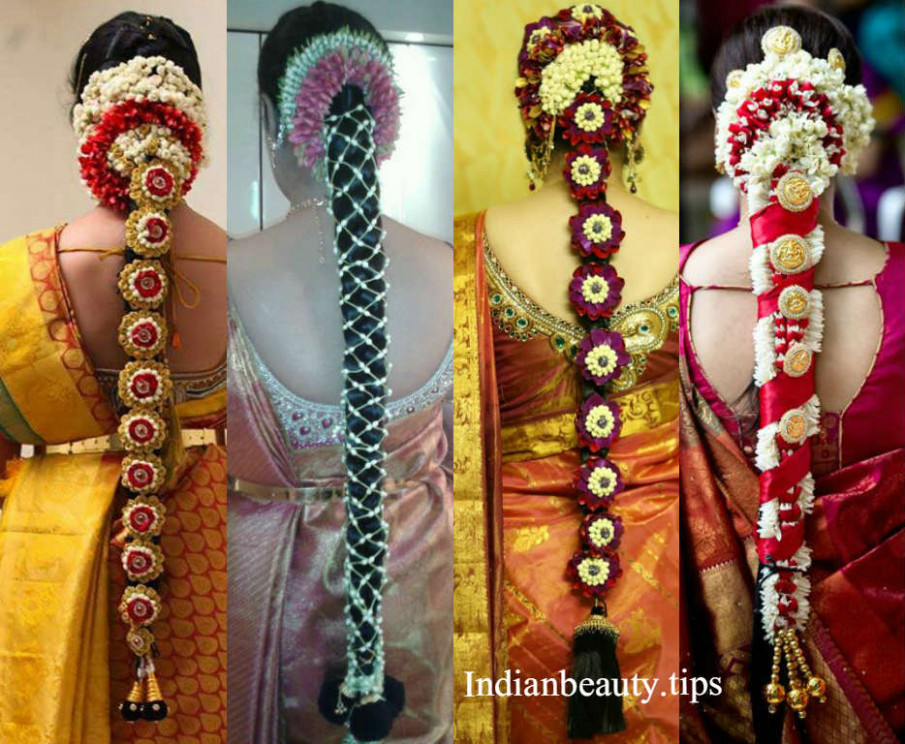 20 Gorgeous South Indian Wedding Hairstyles - Indian ...