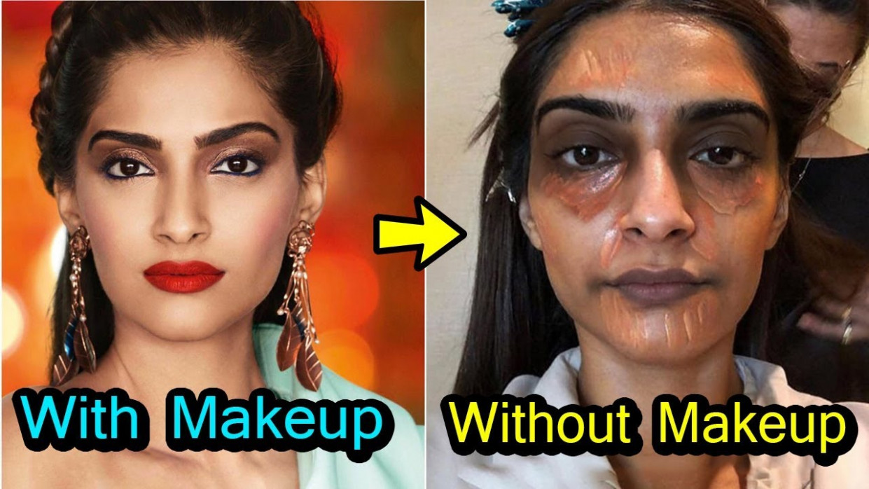 20 Shocking Looks of Bollywood Actress Without Makeup ...