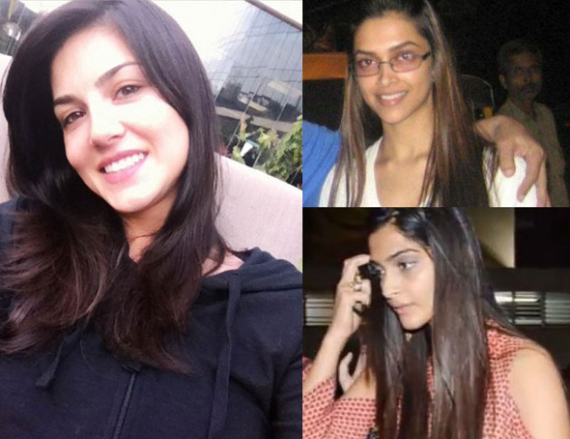 20 shocking pictures of Bollywood actresses without make ...