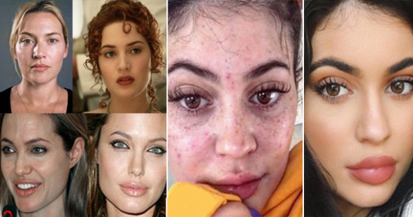 20+ Top Hollywood Actresses Without Makeup - Style Hunt World