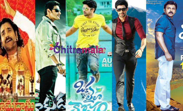 20 Top TRP Rating Telugu Movies