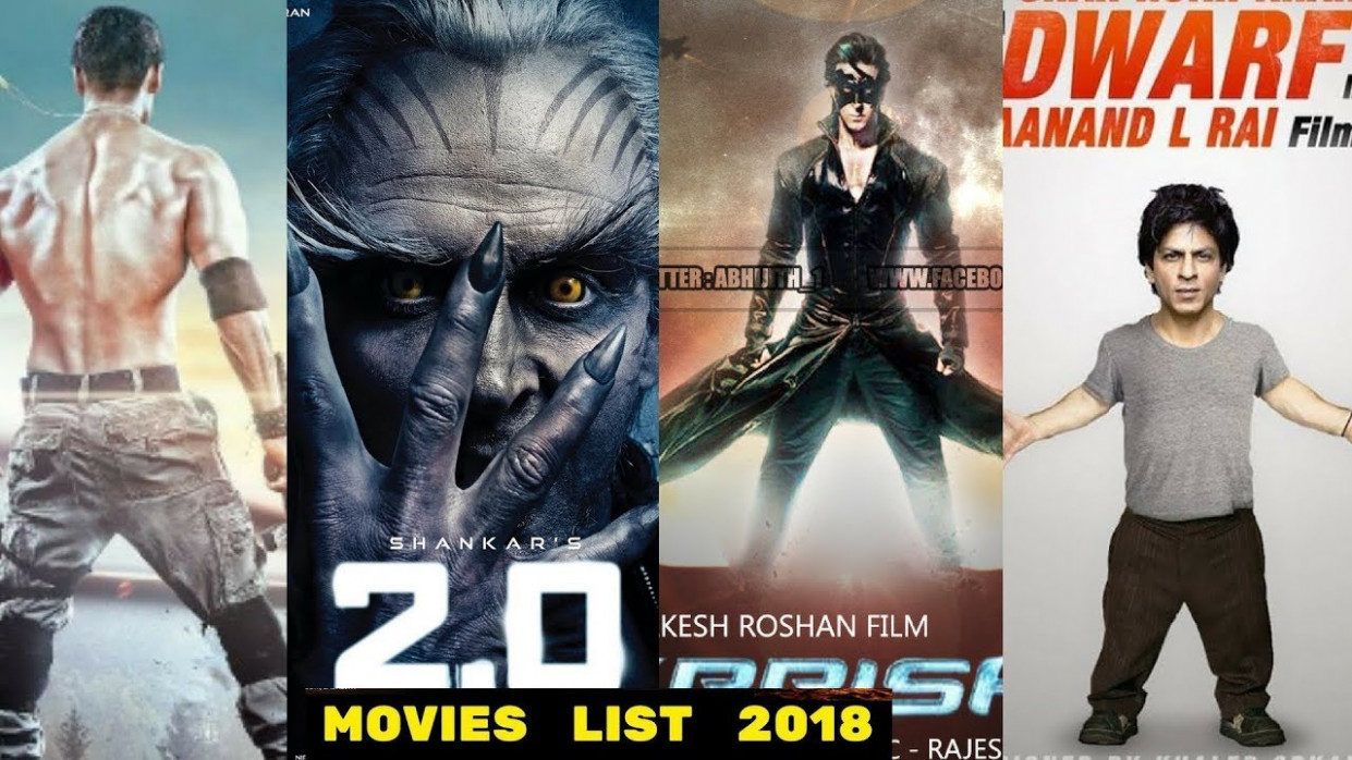 20 Upcoming Complete Bollywood Movies List 2018 With Cast ...
