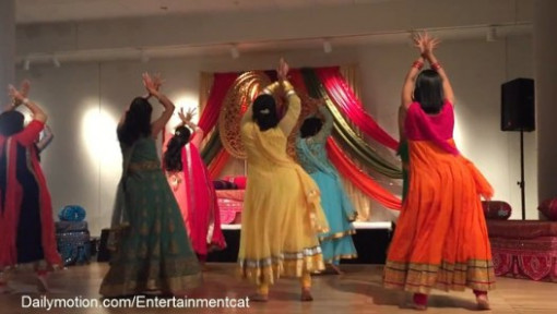 2016 Best Wedding Dance Performance By Young Girls HD I ...