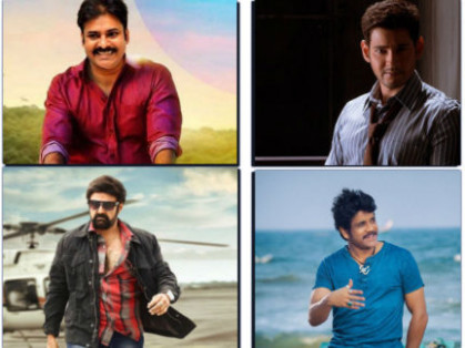 2017 Review Tollywood witnessed flops Hits - Tollywood