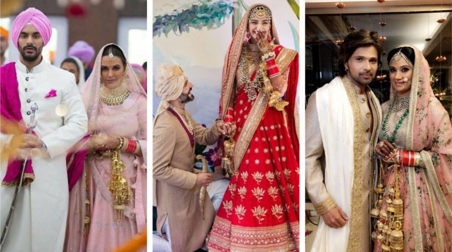 2018: The year of exchanging wedding vows for B-Town celebs