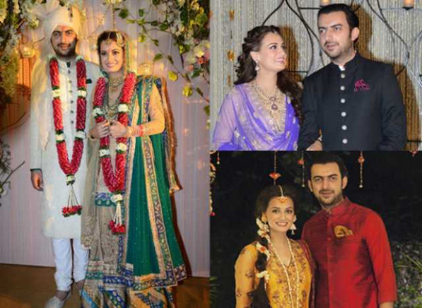 21 most famous Bollywood weddings | filmfare.com