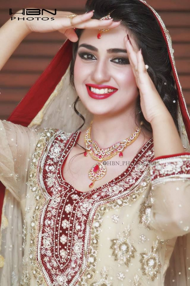 23 best Sarah Khan wedding photo shoot images on Pinterest ...