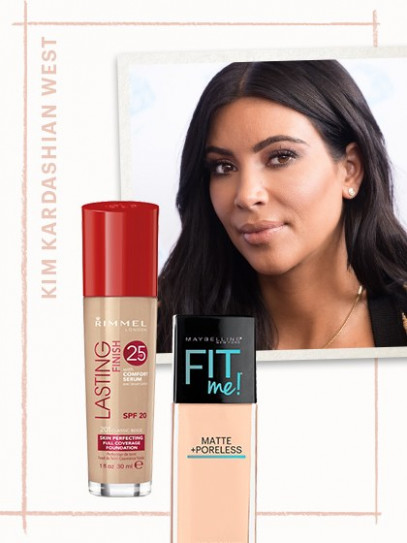 23 Drugstore Products Celebrities Use Every Day | Allure