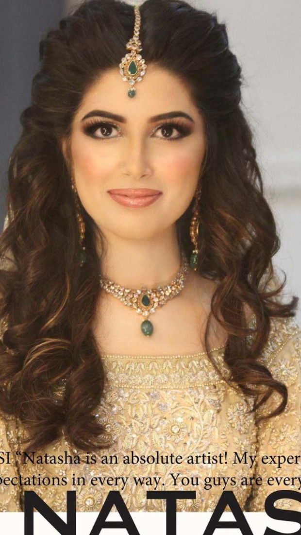 25+ best ideas about Indian bridal hair on Pinterest ...