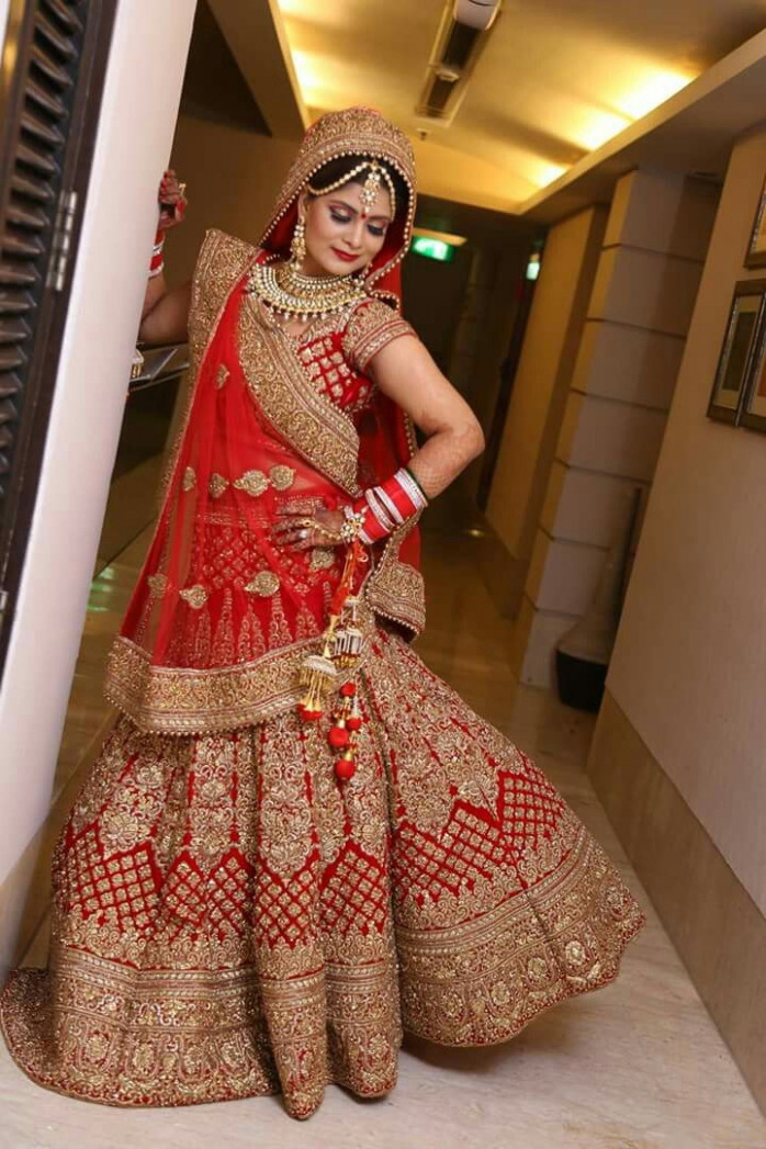 25+ best ideas about Indian bridal wear on Pinterest ...