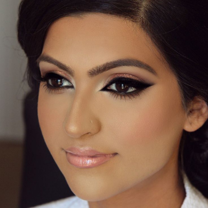 25+ best ideas about Indian makeup on Pinterest   Indian ...