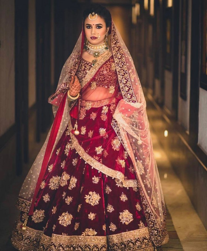25+ best Indian Bridal Wear ideas on Pinterest | Indian ...