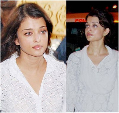 25 Bollywood Actresses Who Look Gorgeous Without Makeup - bollywood actress makeup foundation