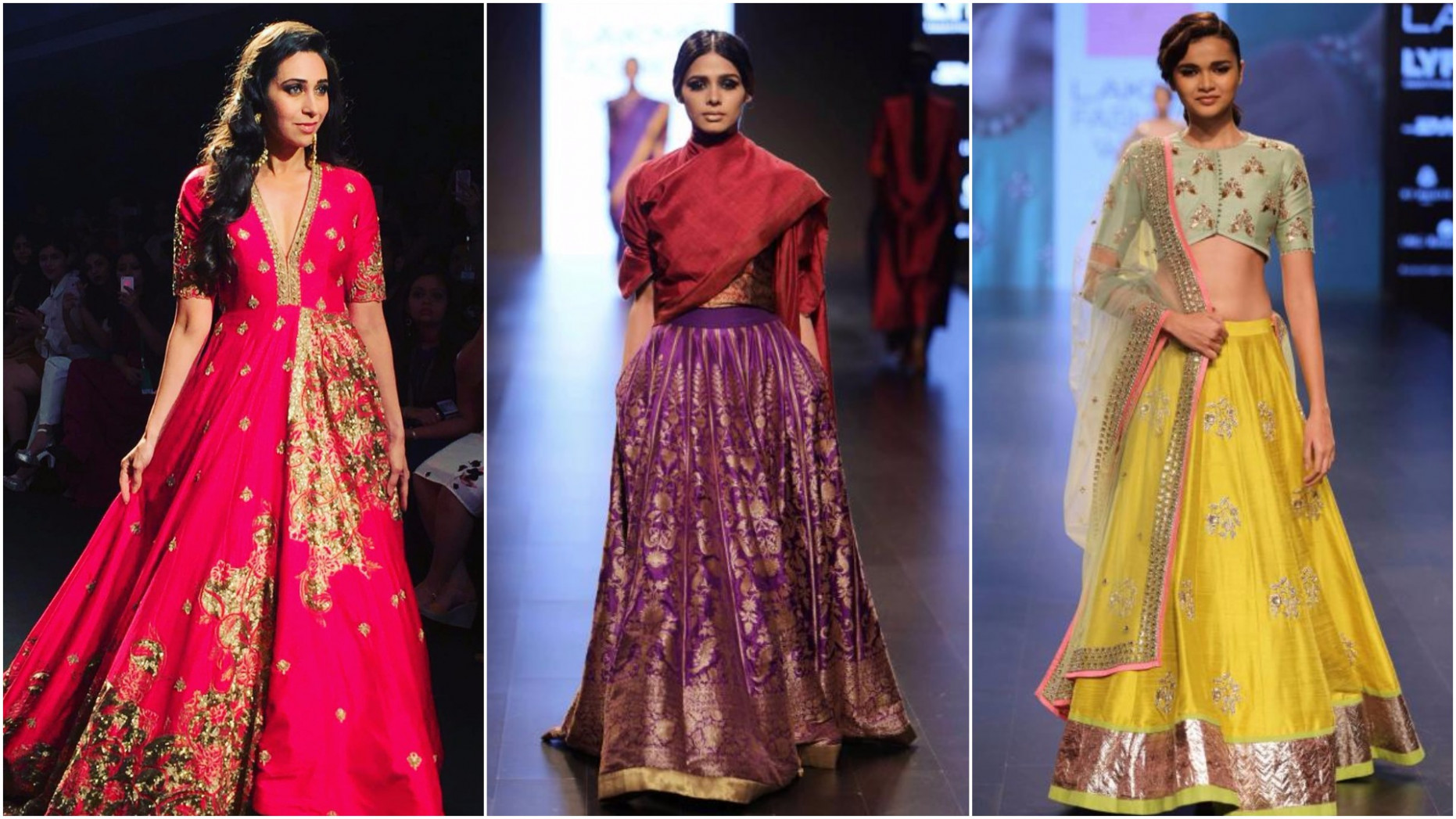 27 Dresses You Can Rock This Wedding Season | Lakme ...