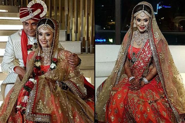 29 Famous Indian Celebrities Who Tied The Knot In 2017 ...