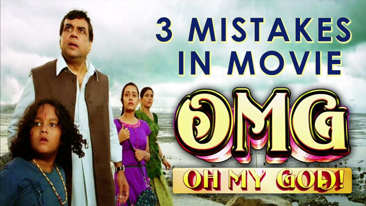3 Mistakes in OMG OH MY GOD! Bollywood Movie | DESI MOVIE ...