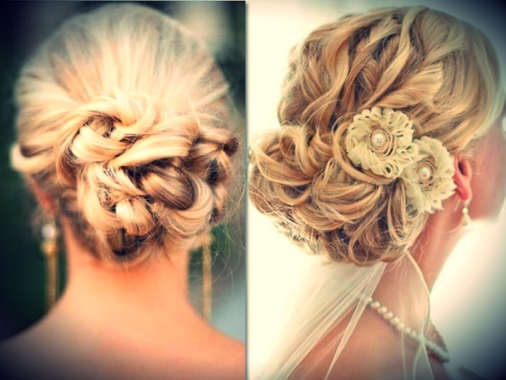 30 Indian bridal hairstyles inspiration – Sleek and ...