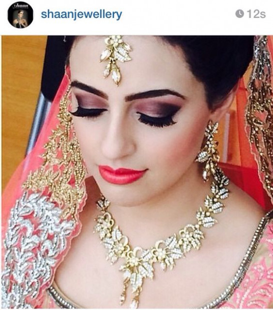 30 Latest Bridal Eye Makeup Looks || Indian Bridal Makeup ...